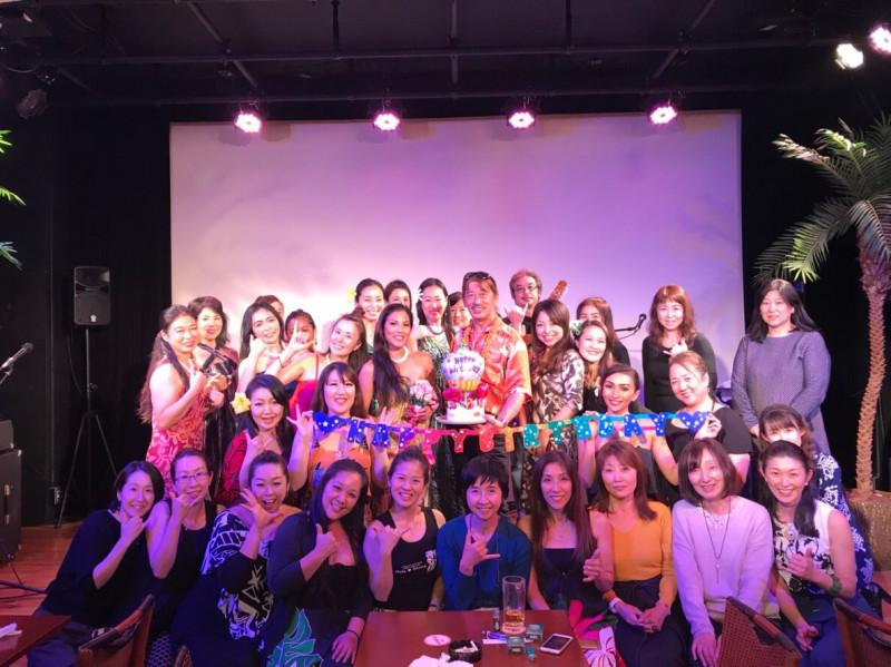 Sanoe先生Birthday &Melehula Party❤️
