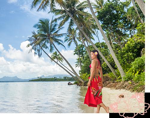 ハワイの神聖な伝統舞踊であるフラダンスの画像